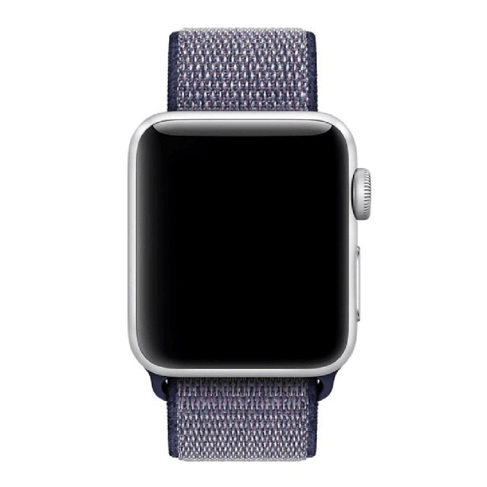 APPLE - Sports Loop Bracelet Watch Strap for Apple Watch Series 1/ 2/ 3 - 38mm / 42mm