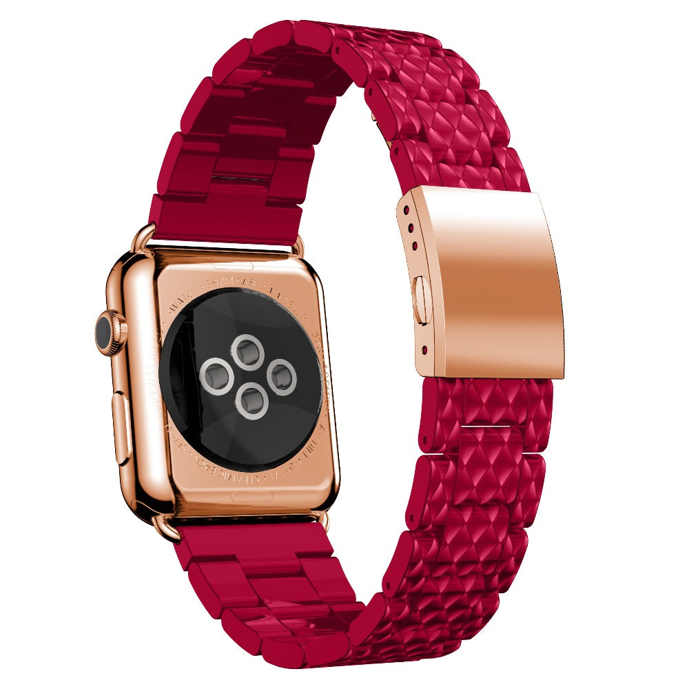 APPLE - Link Bracelet band For Apple Watch Series 1 2 3 4