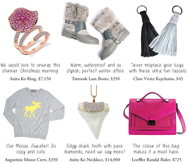 Perfect Gifts For The Woman Who Has Everything Augustina Boutiques
