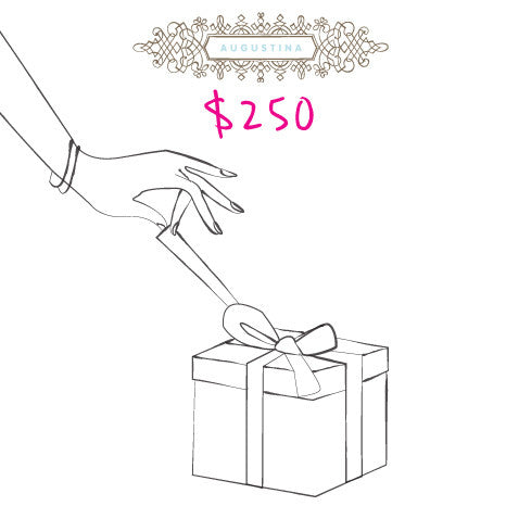 Augustina Boutiques $250 Digital Gift Card