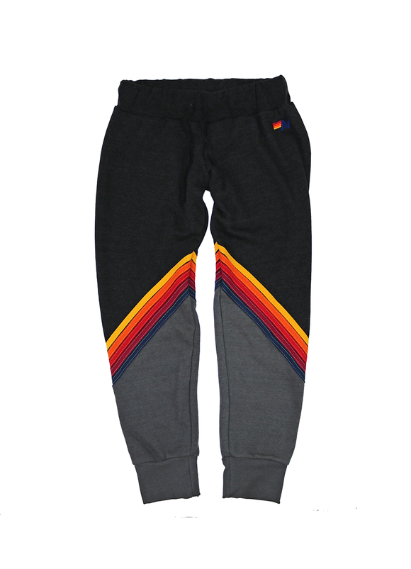 Glider Stripe Womens Sweatpant