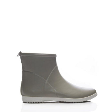 Rubber Ankle Boots - Dusk