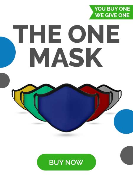 The One Mask by Mycampusstore