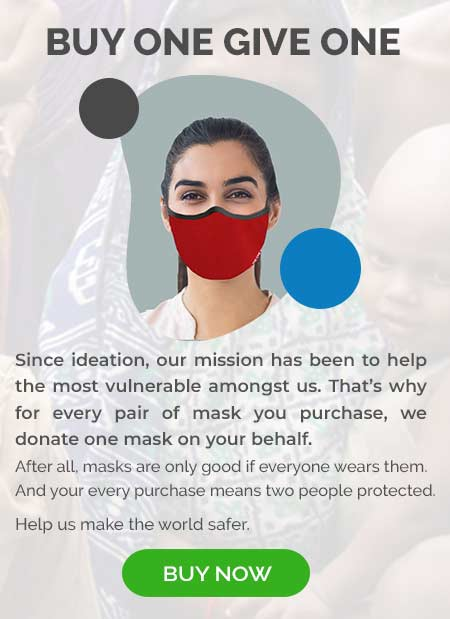Buy one give one - The One Mask