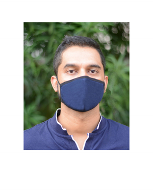 Best Anti Pollution Mask in India (Pack of 3) with Earloop