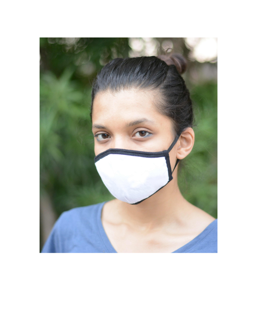 Filter Mask with Earloop (Pack of 3)
