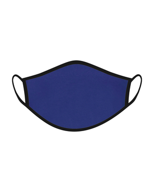 Filter Mask for Men, Women and Kids: Royal Blue Color