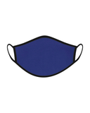 The One Mask Certified Reusable Washable Protective Face Mask for Men Women and Kids - Royal Blue Colour