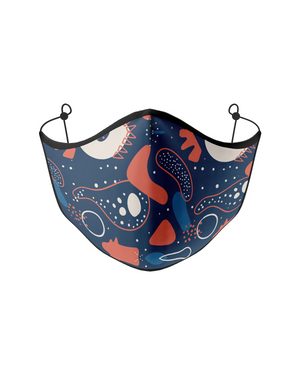 Veeva - Graphic reusable face mask