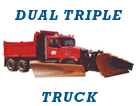 Dual Triple Truck Tire Chains