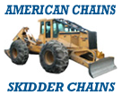 USA Skidder Tire Chains