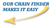 Tire Chain Finder Makes It Easy to Find the Right Chain for Your Vehicle