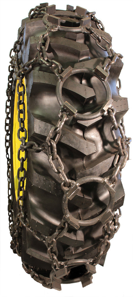 23.1-26 3/4 Bear Paw Standard Ring Chain