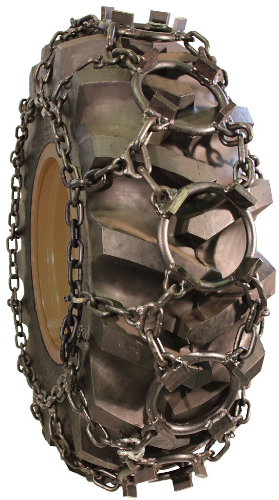 16.9-30 5/8 Bear Paw Tight Ring Chain