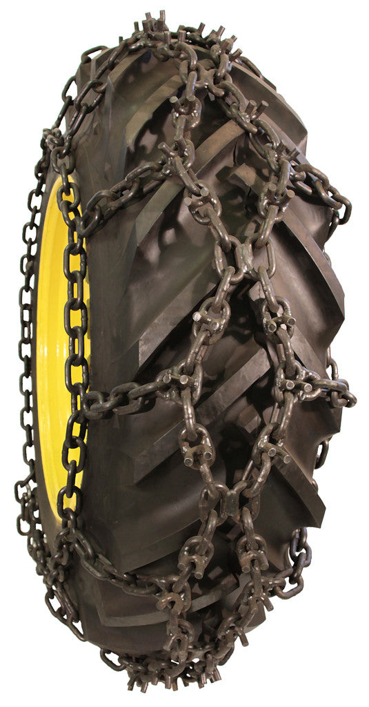 16.00-24 9/16 Single Net Tire Chain
