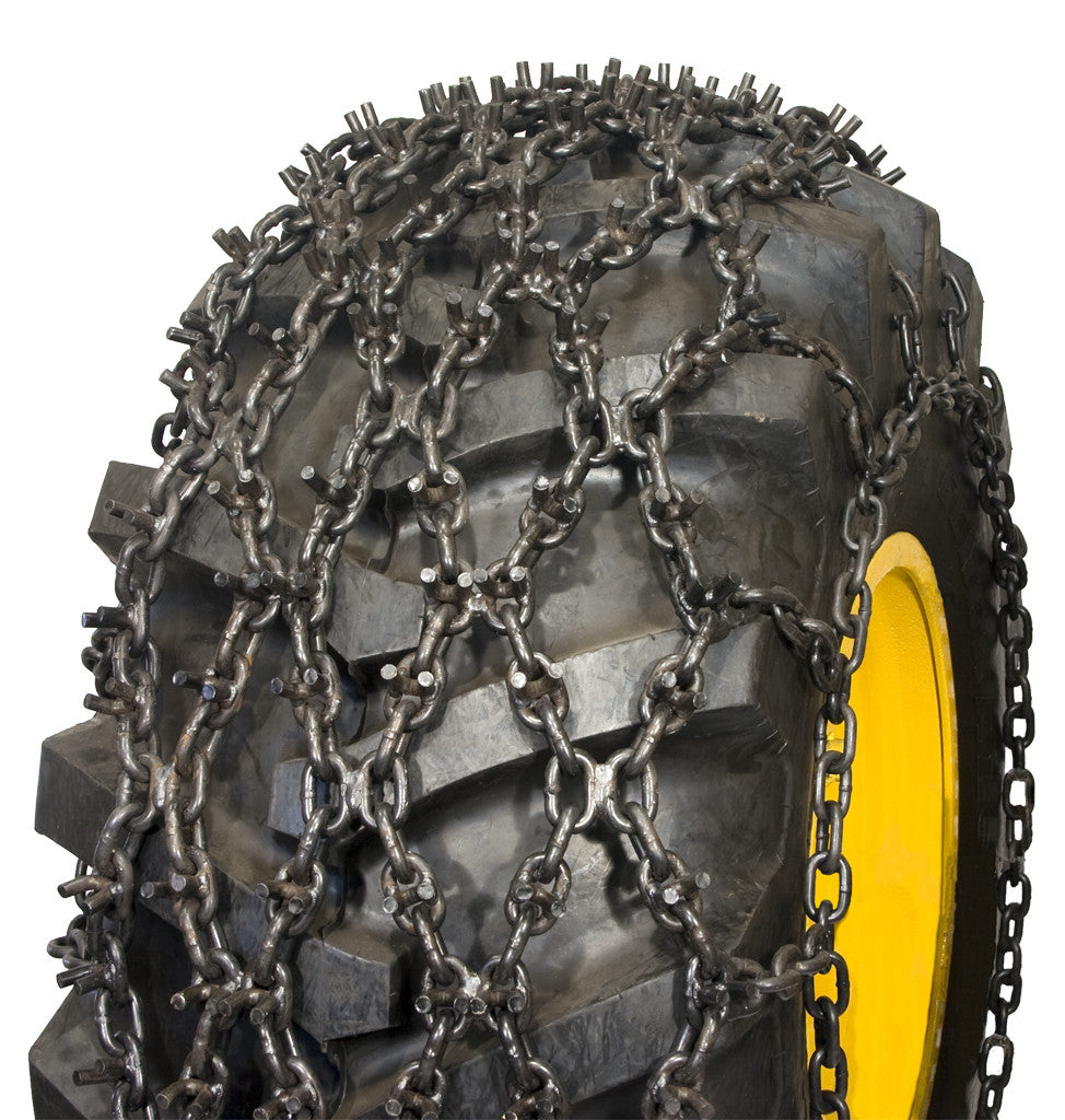 73/44.00-32 5/8 Triple Net Tire Chain