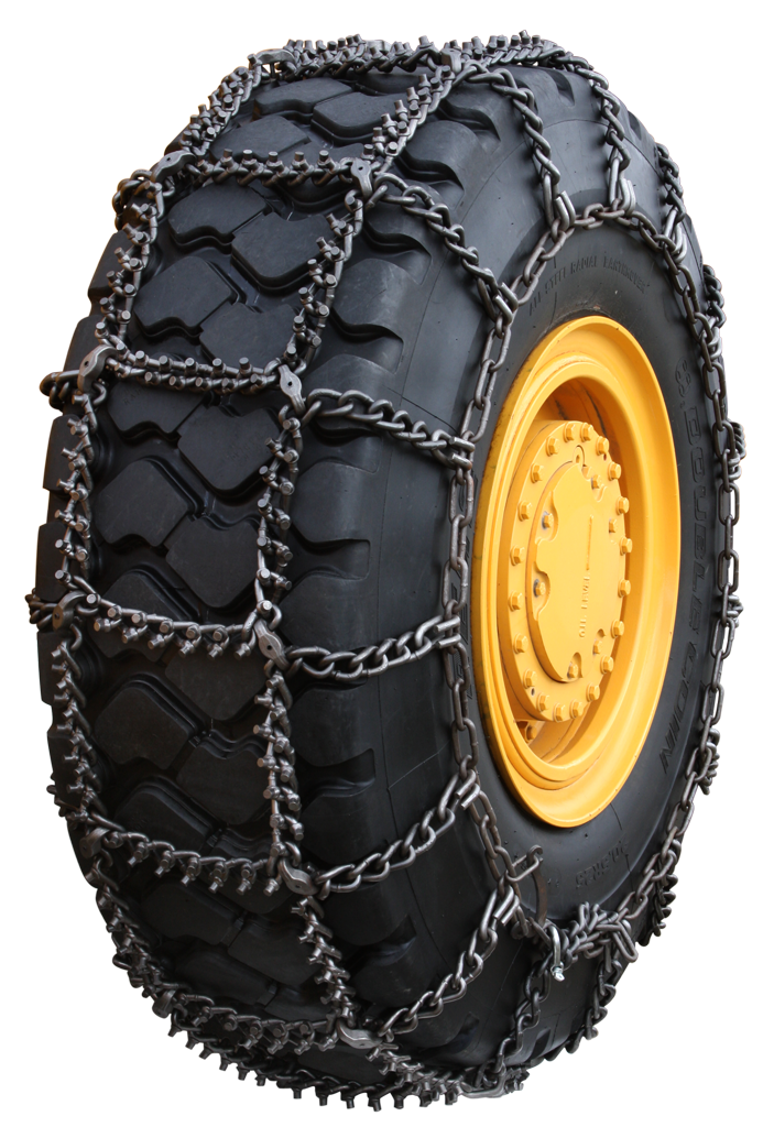 14.00-21 Aquiline Grader/Loader Tire Chain