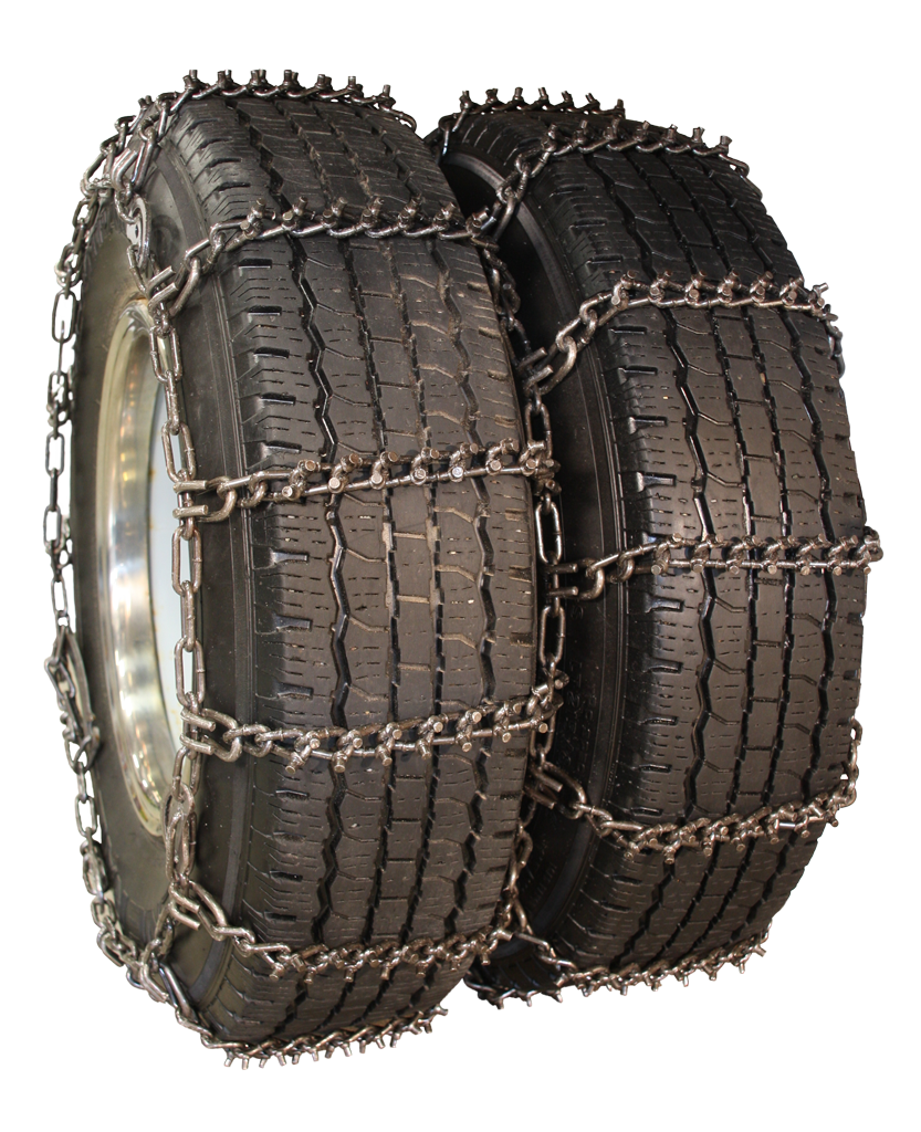 11.00-22 Aquiline Talon 8mm Dual Triple Truck Tire Chain