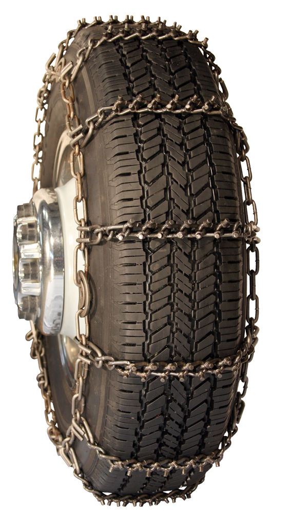 12-24.5 Aquiline Talon 8mm Single Truck Tire Chain CAM