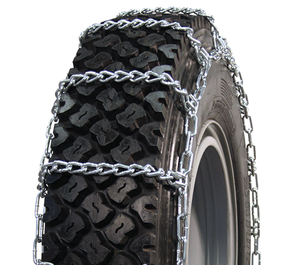 295/80-22.5 Highway Truck Tire Chain Single CAM