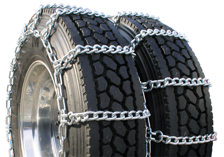 275/80-24.5 Dual Triple Mud Service Tire Chain