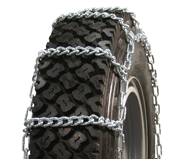 275/80-24.5 Single Mud Service Tire Chain
