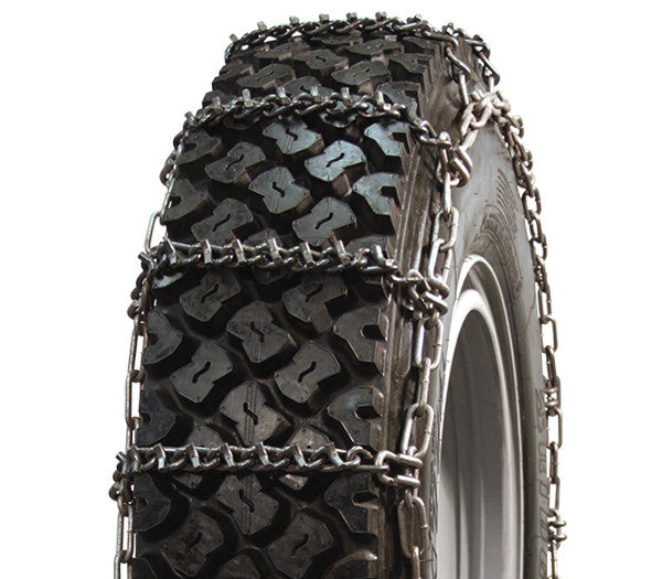 11.00-22 Single V-Bar Tire Chain CAM