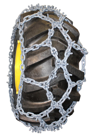 Single Diamond Skidder Chain