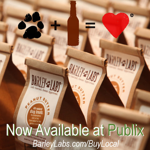 Barley Labs Now Available at Select Publix