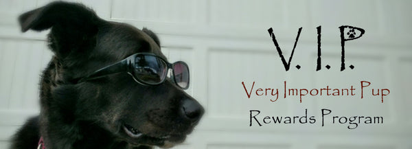 Rewards Program, Barley Labs All Natural Dog Treats VIP Rewards