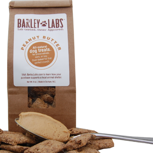 All-natural Peanut Butter Treats - Now Wheat Free