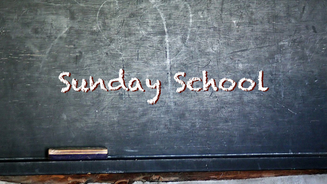 Sunday School: Haiku Workshop