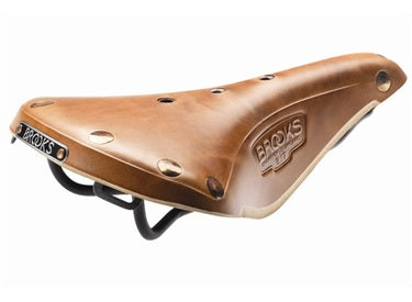 Brooks B17 Select Natural