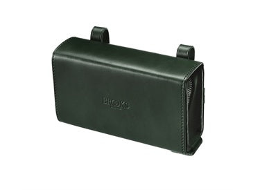 BROOKS D-Shaped Tool Bag Green