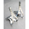 MKS Toe Clips Super Steel