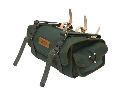 Ostrich S-2 Saddle Bag (Khaki green)