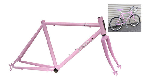 SOMA Lisa Kid's Frame Set - Pink