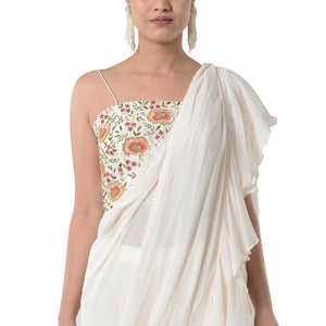 The Saree Drape