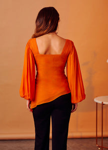 The Tangerine Top