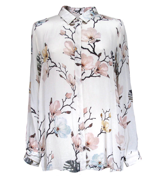 Callie Shirt - Flower print