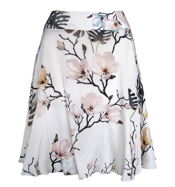 Cinnamon Skirt - Flower print