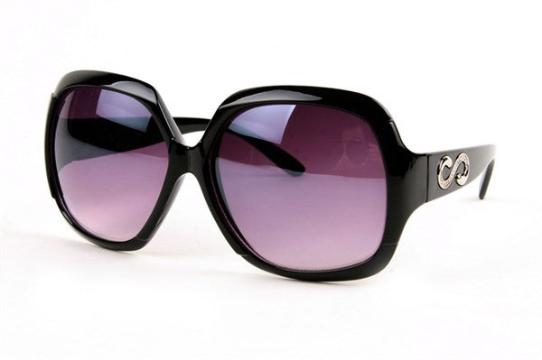 Arianna Black Gradient Sunglasses