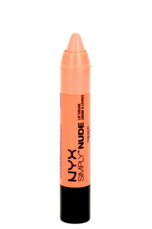 Bre NYX Simply Nude Lip Cream - Peaches and Cream