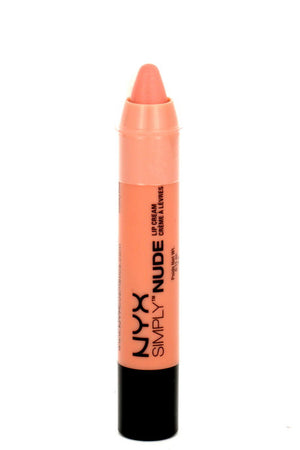 Bre NYX Simply Nude Lip Cream - Disrobed