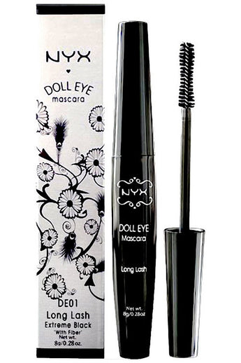 Yasmine Long Lash Doll Eye Mascara No#1