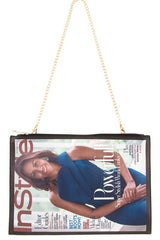 First Lady Michelle Obama InStyle Clutch Bag