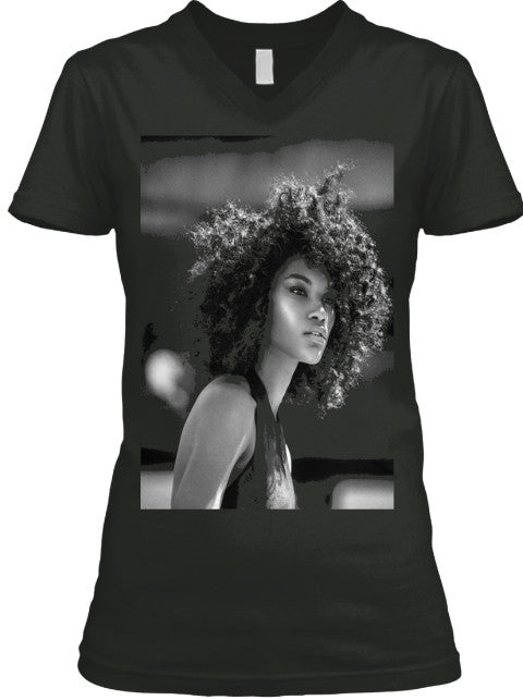 #Hair Goals # Wild N Free Ladies Tee