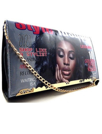 "Monica"" Easy Breezy"" Fashion Clutch"