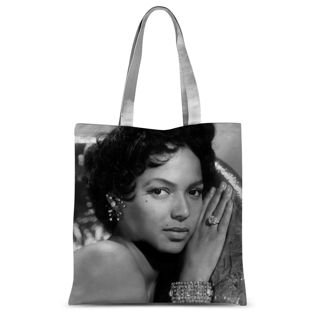 Angel Face Dorothy Dandridge Tote Bag