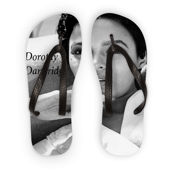Dorothy Dandridge Hollywood Unsung Flip Flops